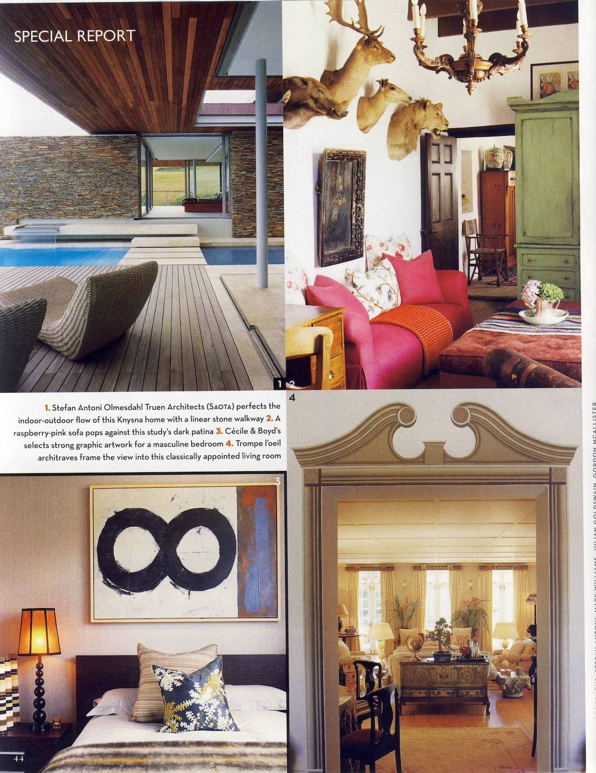 2009 House & Garden Most Beautiful Rooms Pg03